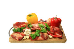 ny meat Royaltyfri Bild