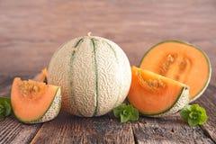 ny melon royaltyfria foton