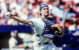 Todd Hundley, New York Mets Royalty Free Stock Photography
