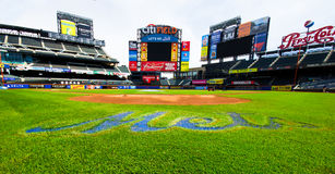 NY Mets Citi Field Ballpark Stock Photography