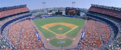 NY Mets v. SF Giants Imagem de Stock