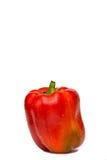 Ny mixure av frukter och grönsaken med vit bakgrund Fotografering för Bildbyråer