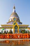 Ny monk arkivbilder