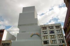Ny museumbyggnad royaltyfri foto