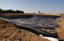 ny nedgrävning av sopor