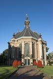 ny nieuwe för kyrklig hålahaaghague kerk Arkivfoto