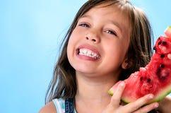 Ny och sund frukt royaltyfria bilder
