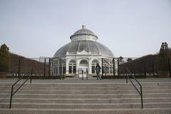 NY ogródy botaniczni Haupt konserwatorium usa obrazy stock