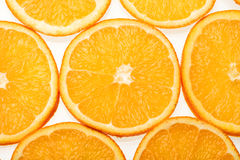 ny orange arkivbild