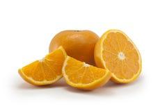 ny orange Royaltyfria Bilder