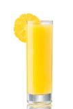 Ny orange fruktsaft Royaltyfria Foton