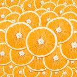 ny orange modell Royaltyfri Fotografi