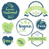 Ny organiskt, frigör gluten, bio 100%, högvärdig kvalitet, lokalt Arkivfoto