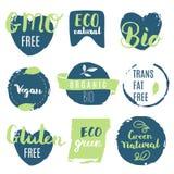 Ny organiskt, frigör gluten, bio 100%, högvärdig kvalitet, lokalt Royaltyfria Bilder