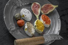 Ny ost fr?n Frankrike arkivfoto