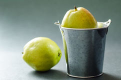 Ny päronfrukt Royaltyfri Foto