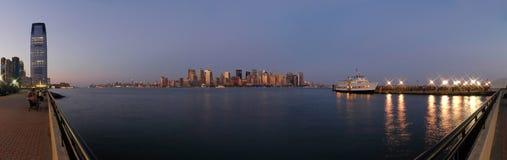 NY panorama Stock Photography