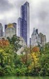 ny park york för central stad Royaltyfri Fotografi