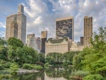 ny park york för central stad Arkivfoto