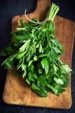 ny parsley royaltyfria foton