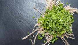 ny parsley Royaltyfria Bilder