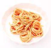ny pasta Arkivbilder