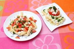 Ny pasta Royaltyfria Bilder