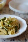 ny pasta Fotografering för Bildbyråer