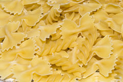 Ny pasta från Italien #2 Royaltyfria Bilder
