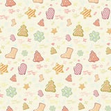 NY pattern pastel Royalty Free Stock Photos