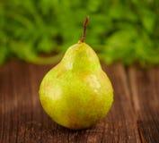 ny pear Arkivbild