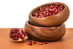 ny pomegranate Royaltyfria Foton