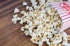 ny popcorn Arkivbilder