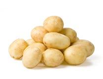 Ny potatis royaltyfria bilder