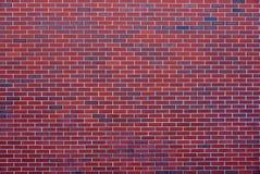 ny röd vägg för tegelsten arkivfoton
