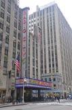 ny radio york för stadshusmusik Royaltyfri Foto