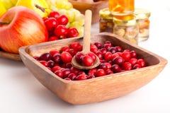ny red för cranberries arkivfoton