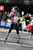 ny richard för stadsingmaraton whitehead york Fotografering för Bildbyråer