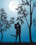 ny romantiker royaltyfri illustrationer
