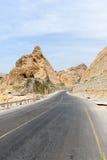 Ny rutt 49, Dhofar (Oman) Arkivbilder
