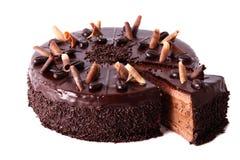 ny sötsak för cakeefterrätt arkivbild