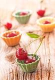 ny sötsak för Cherry Royaltyfria Foton