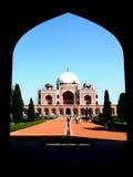 ny s tomb för delhi humayun Royaltyfria Bilder