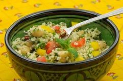 ny sallad för couscous Royaltyfri Foto
