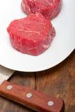 Ny sallad för vitlökostdopp Royaltyfria Bilder