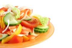 ny salladgrönsak Arkivfoton