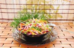 ny salladgrönsak Fotografering för Bildbyråer