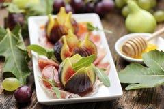 ny skinka för fig Arkivfoto