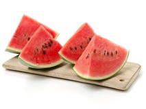 ny skivad vattenmelon Royaltyfria Bilder
