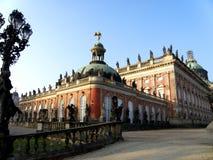 Ny slott Potsdam Arkivbilder